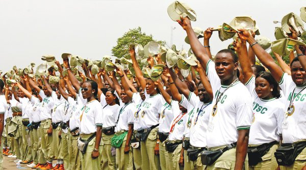 A cross-section Youth Corpers
