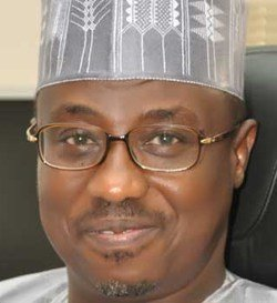 The Group Managing Director of NNPC, Dr. Maikanti Baru