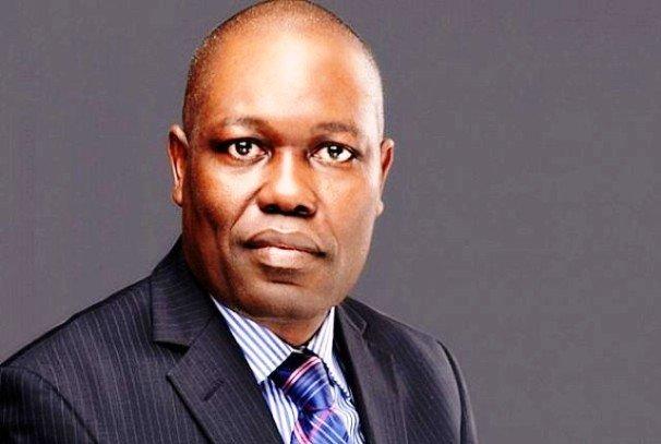 Chief Executive Officer, ETI, Ade Ayeyemi