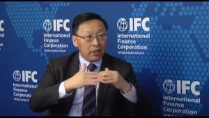 IFC's Jingdong Hua