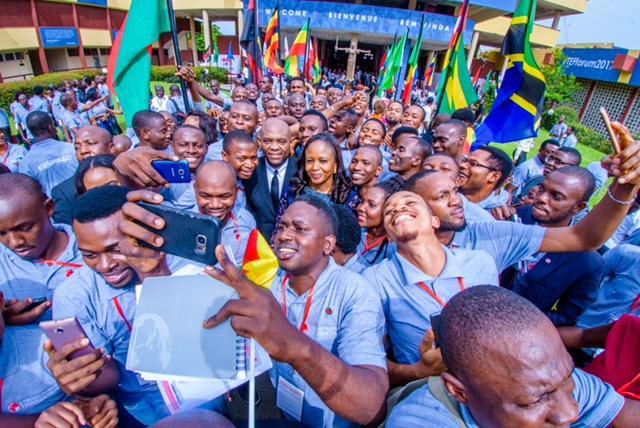 Tony Elumelu, Entrepreneurship