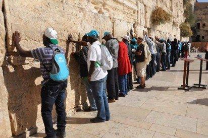 Nigerians-Jerusalem Pilgrims