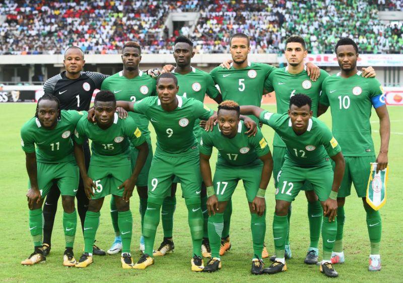 Super Eagles of Nigeria