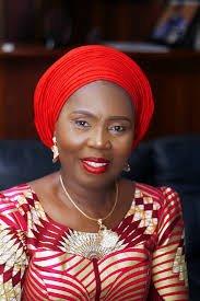 Arábìnrin Betty Anyanwu-Akeredolu