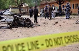 Borno Bomb Blast