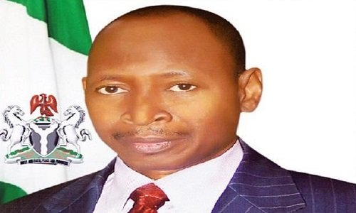 Accountant General of the Federation Ahmed Idris.