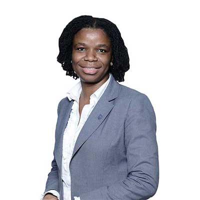 Ms. Yewande Sadiku