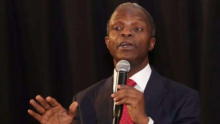 Prof Yemi Osinbajo
