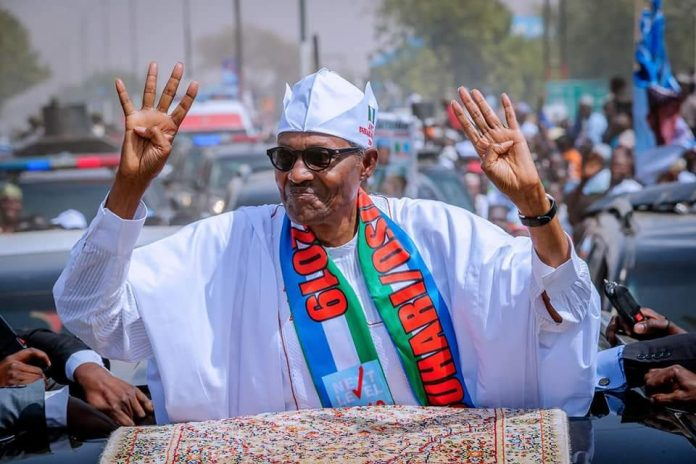 Buhari wins