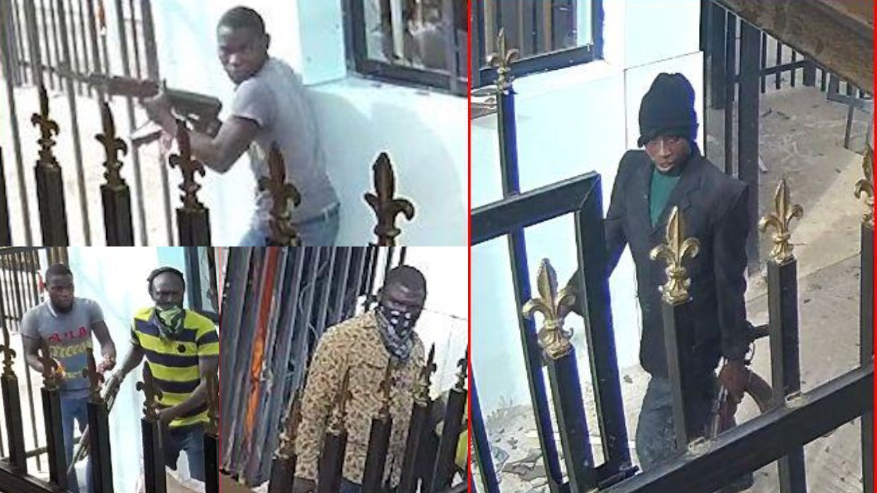 Offa robbery