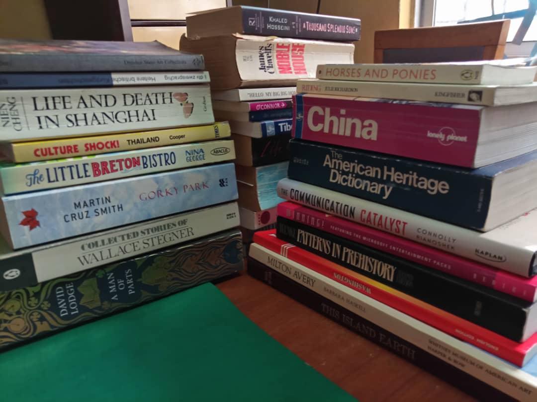 books for VON
