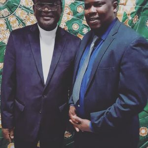 With Benue State Gov