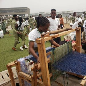 Jokelinks empowering youths at orrientation camp