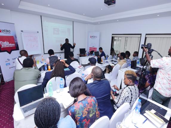 data journalism training